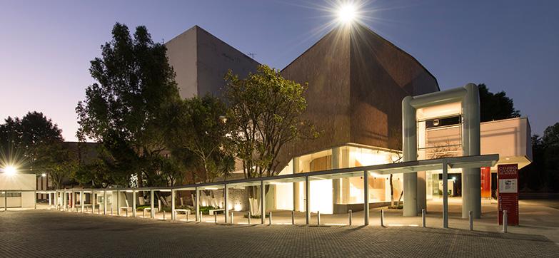 Teatro Julio Castillo, 2013  / Archivo del Centro Cultural del Bosque - Fotografía: Pim Schalkwijk